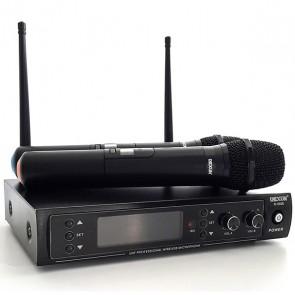 DEXUN D-550E 2 EL UHF DIGITAL KABLOSUZ TELSİZ MİKROFON