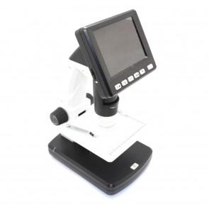 Lcd Ekranlı Digital Mikroskop 5m 500x