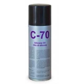 Due-Ci C-70 Silikon Yağı Sprey 200ml