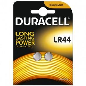 DURACELL LR44 1.5V DÜĞME PİL 2Lİ PAKET