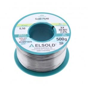 Elsold Els-Pb050/500 Makara Lehim Teli 0.50Mm 500Gr