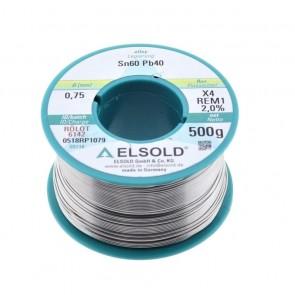 Elsold Els-Pb075/500 Makara Lehim Teli 0.75Mm 500Gr