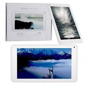 EVEREST EVERPAD SC-985 7 IPS HD PANEL 1GB 1.3GHZ 8GB ÇİFT KAMERA ANDROİD TABLET(KIRMIZI*MAVİ*BEYAZ)