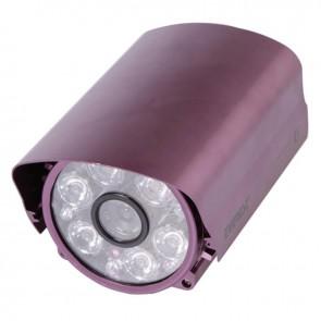 EVEREST HV-719A KAMERA (1/3 SONY-CCD-12 LED-420TVL-4.9MM) - 5751 PLASTİK KAMERA AYAĞI-BEDELSİZ