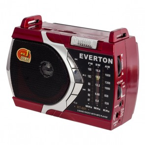 EVERTON RT-600BT USB/SD/FM/BLUETOOTH DESTEKLİ RADYO MÜZİK KUTUSU