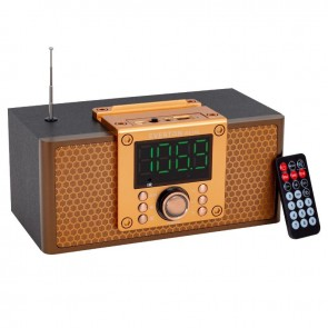 EVERTON RT-702BT USB/SD/FM/BLUETOOTH DESTEKLİ NOSTALJİK RADYO
