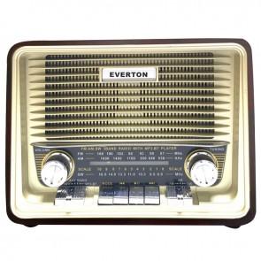 EVERTON RT-861BT USB/SD/FM/BLUETOOTH DESTEKLİ NOSTALJİK RADYO