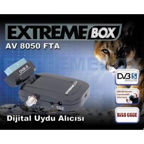 Extremebox Av-8050 Mini Uydu Cihazı