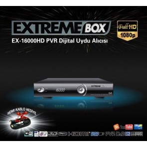 Extremebox  Ex-16000 Hd Pvr