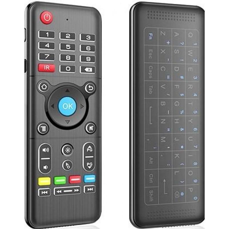 Extremebox Ex01 Aır Mouse + Klavye + Akıllı Kumanda Air Wireless