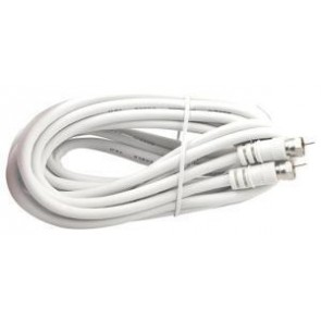 F Konnektörlü Hazır Kablo 3Mt