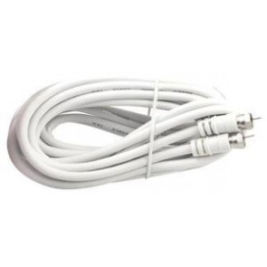 F Konnektörlü Hazır Kablo 5Mt