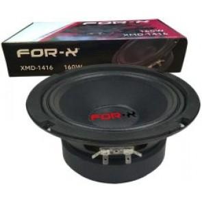FOR-X XMD-1416 16 CM 160 WATT MIDRANGE