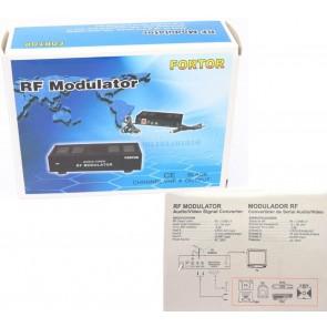 Fortor ST-04 RF Modülatör Akıllı Kutu