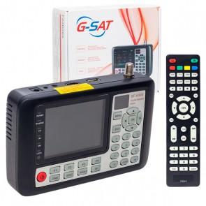 G-SAT SF-6500 3.5 TFT LCD GÖRÜNTÜLÜ KUMANDALI DİJİTAL SPECTRUM HD UYDU BULUCU (TÜRKÇE DİL DESTEĞİ YOK)