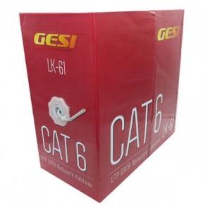 Gesi LK-61 305 Mt Cat 6 Kablo