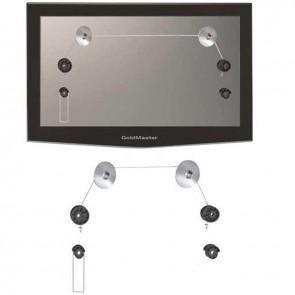 GOLDMASTER AS-1370 LED ULTRA İNCE LED TV ASKI APARATI