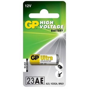 GP 23A 12V Alarm Pili (5'li Paket)
