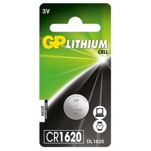 GP CR1620 3V Lithium Pil (5'li Paket)