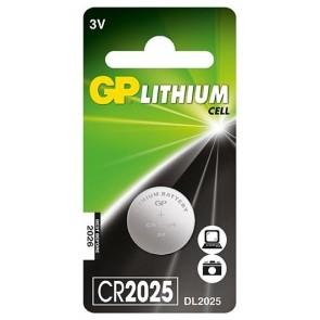 GP CR2025 3v Lithium Pil (5'li Paket)