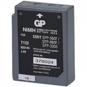 GP T192 3.6V/600MAH LG SONY BPT40 TELSİZ TELEFON PİLİ