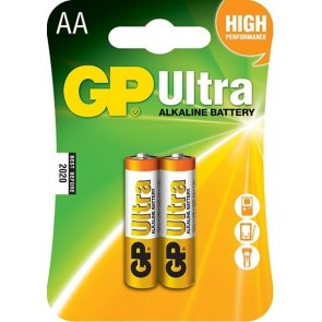 Gp Ultra Alkaline Aa Kalem Pil 1.5Volt (Gp15Au-