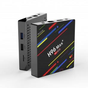 H96 Max+ Mini Androıd Tv Box Android 4K UHD 3D