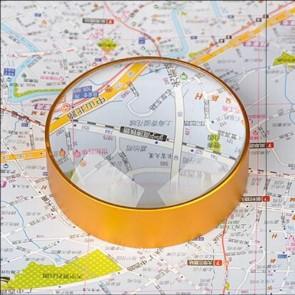 Harita ve Yazı Çalışmaları İçin Büyüteç (10x - 60mm)