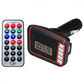 HELLO HL-19682 USB/SD/MP3 12-24 VOLT EKRANLI HAFIZASIZ FM TRANSMITTER