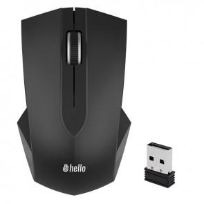 HELLO HL-4707 2.4GHZ 1200DPI 3D KABLOSUZ OPTİK MOUSE