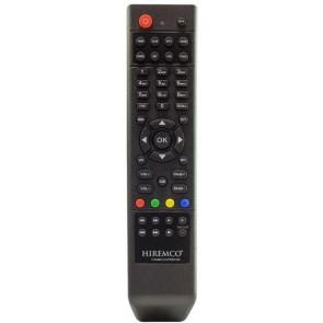 Hiremco Combo King HD Uydu Alıcı Kumandası
