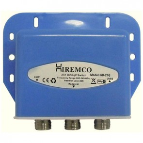 HIREMCO GD-21G 2X1 DAYZEK
