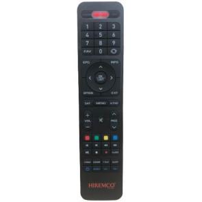 Hiremco GT Turbo V8D IPTV Akıllı Üniversal Tv ve Uydu Kumandası