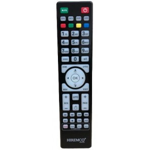 Hiremco Nitro S2+Android Boximpala IPTV  Kumandası RC0291-2A