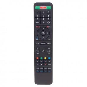 Hiremco Turbo 4K Netflix-Youtube Tuşlu HD Uydu Kumandası