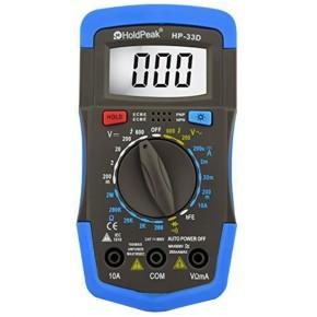 Holdpeak 33D Multimetre
