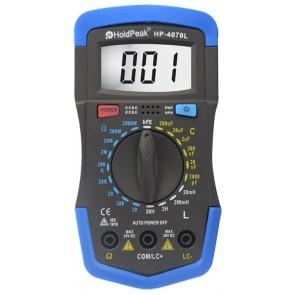 Holdpeak 4070L Lcr Metre
