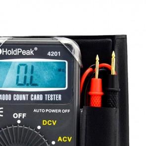 Holdpeak 4201 Multimetre / Ölçü Aleti