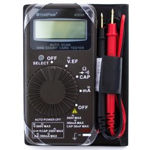 Holdpeak 4203A Multimetre / Ölçü Aleti