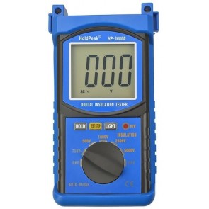 Holdpeak 6688 B İzolasyon Meger Test Problu