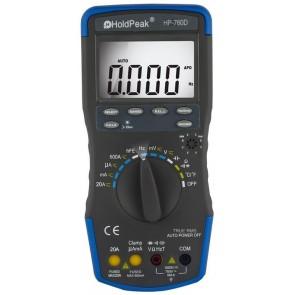 Holdpeak 760D Multimetre Ture Rms / Ölçü Aleti