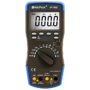 Holdpeak 760G Multimetre / Ölçü Aleti
