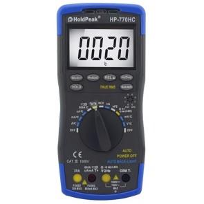 Holdpeak 770Hc Multimetre / Ölçü Aleti
