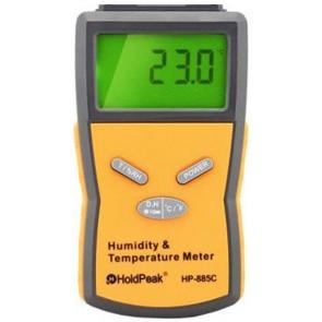 Holdpeak 885C Nem Ve Sıcaklık Ölçer