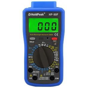Holdpeak 90 F Multimetre Kablo Test Cihazı
