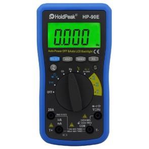 Holdpeak 90E Multimetre / Ölçü Aleti