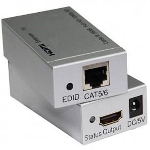 POWERMASTER PM-30354 HDMI CAT6 60 METRE UZATICI * HYTECH HY-HDEX60 * S-LINK SL-HEX60