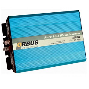 İNVERTER 2000W 24V ORBUS TAM SINUS INTELLIGENT OTS24-2000