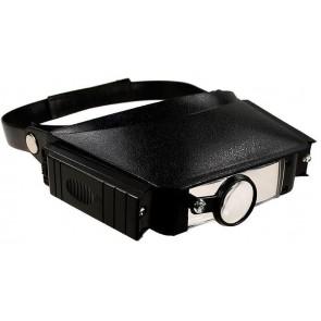 Işıklı Kafa Büyüteci Loop 4.8X Zoom MG-81007