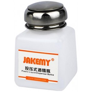 Jakemy JM-Z10 Plastik Sıvı Likit Şişesi 120ml